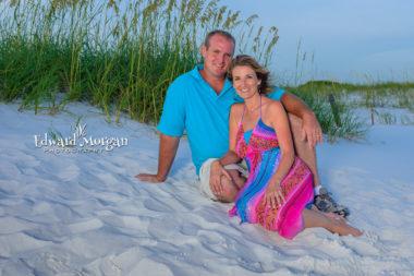Navarre Family Beach Portraits beach
