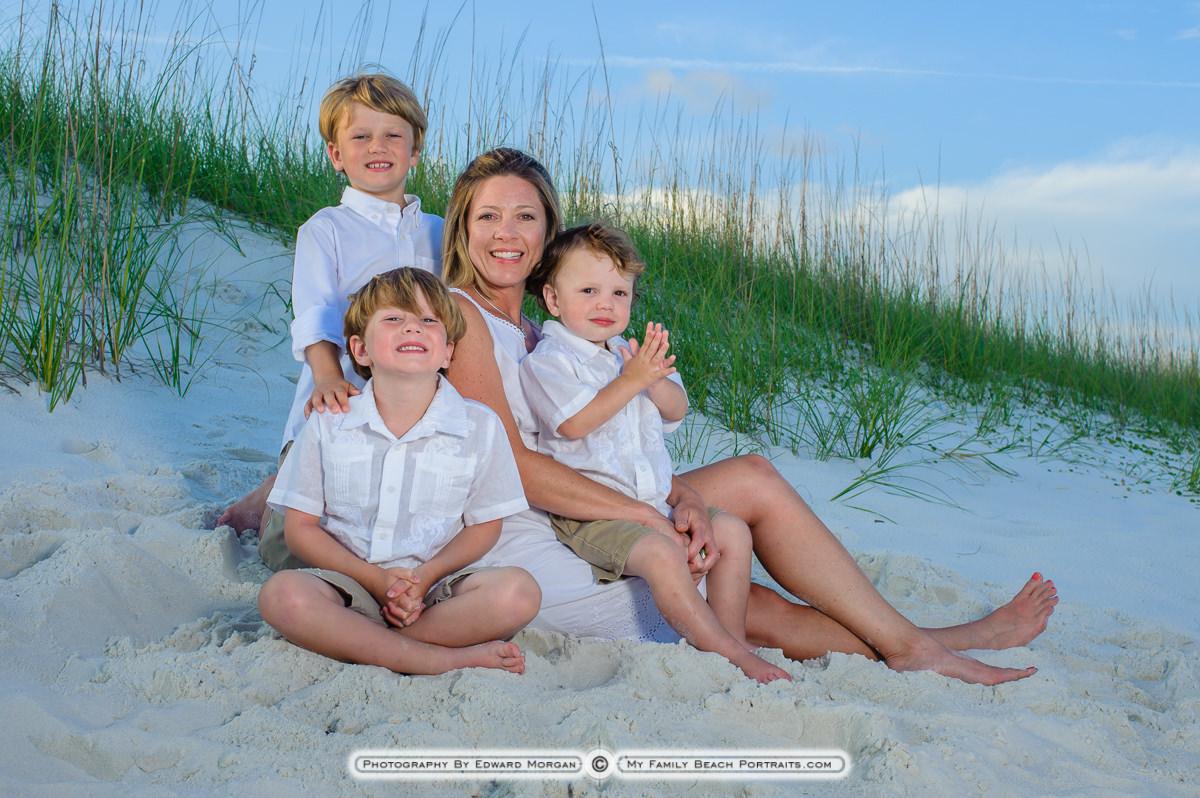 Gulf-Shores-Family-Beach-Portrait--68