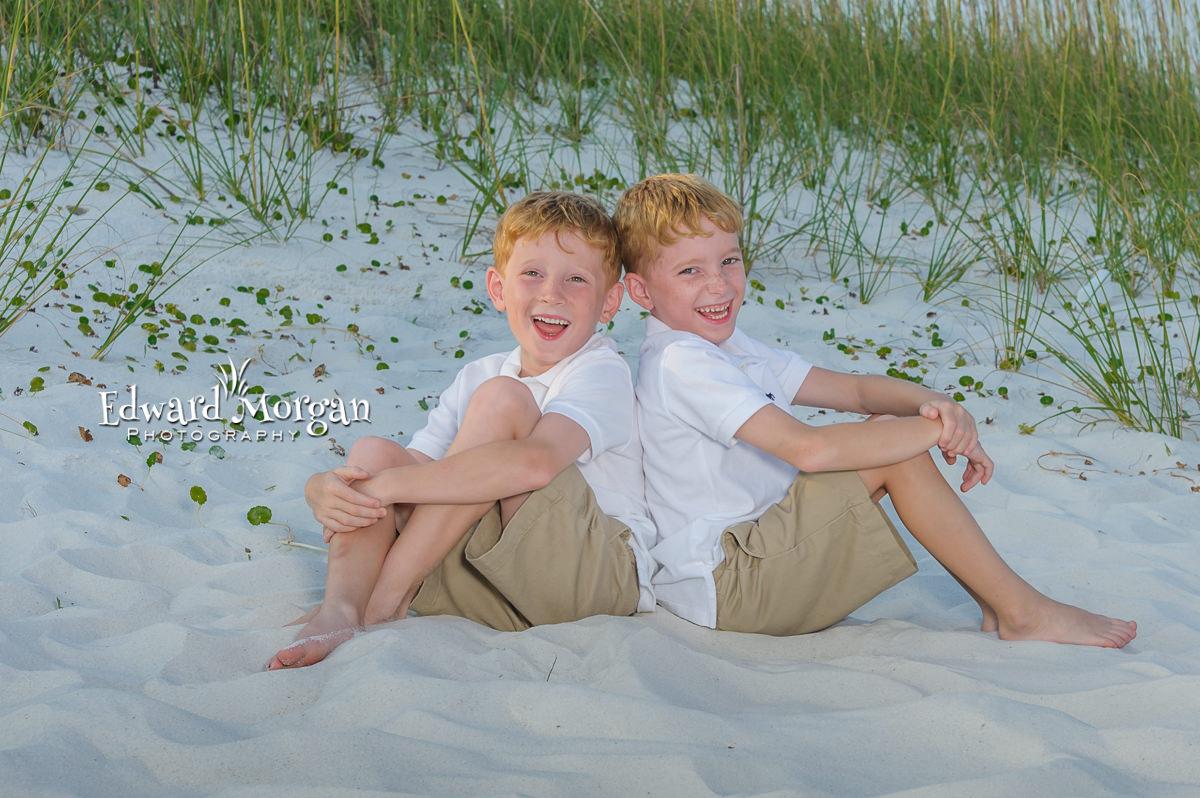 Destin Family Beach Portraits four