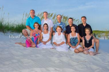 Navarre Family Beach Portraits photo