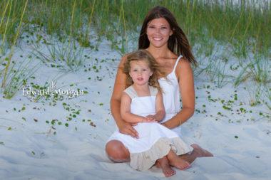 Fort Morgan Family Beach Photographer