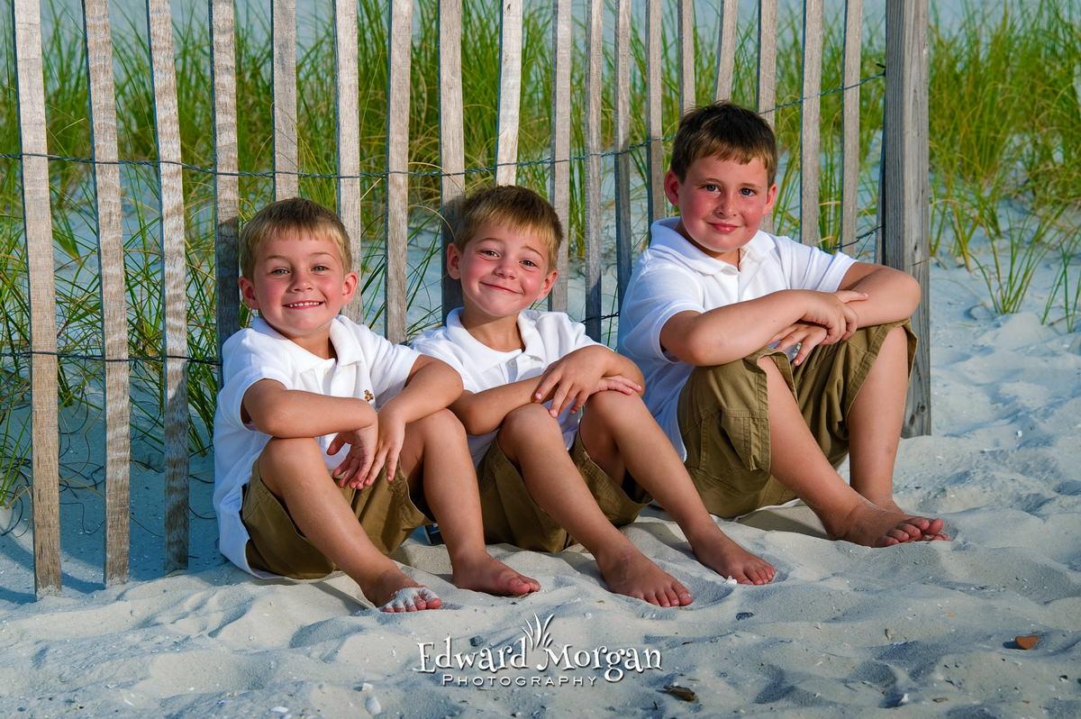 Orange beach family beach portraits 2