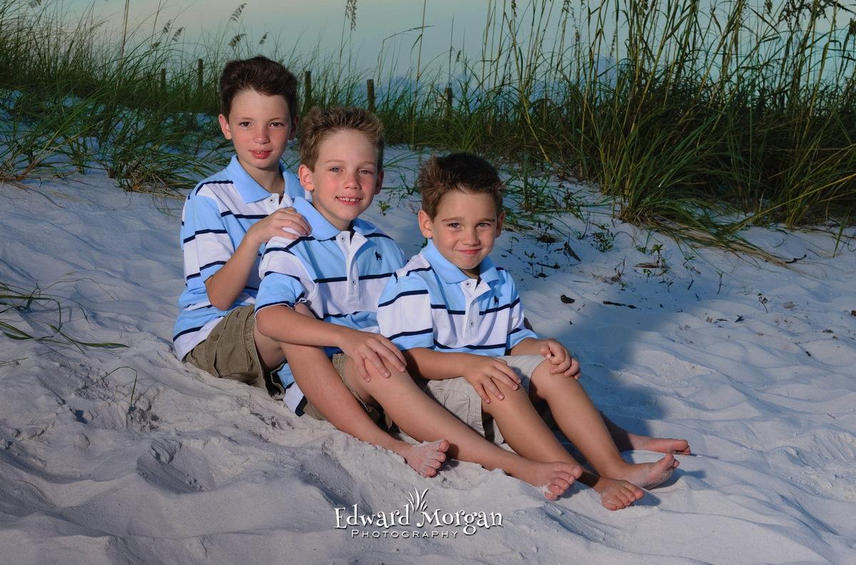 Orange beach family beach portraits 5