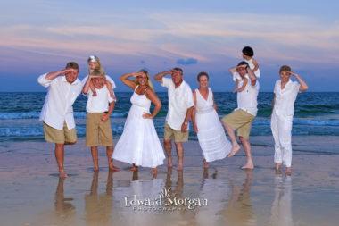 Orange beach family beach portraits 8