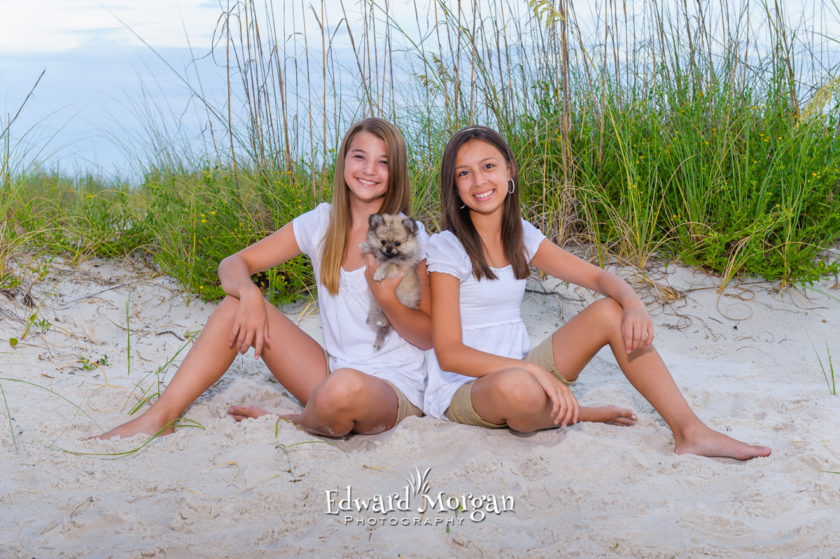Alabama Orange beach Family Beach Portraits