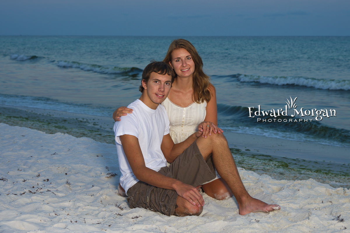 Orange Beach Family Portraits