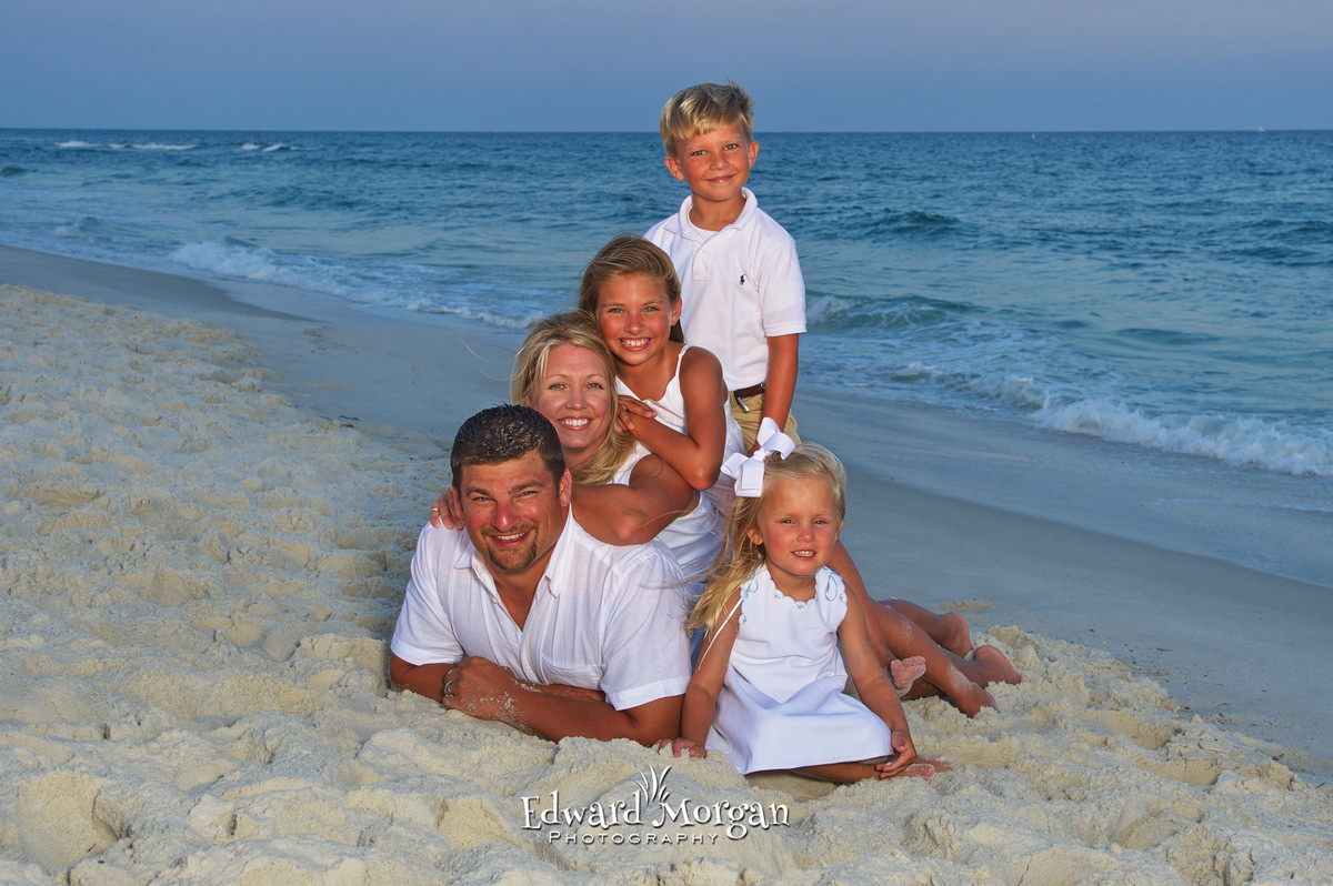 Orange Beach Family Portraits 9
