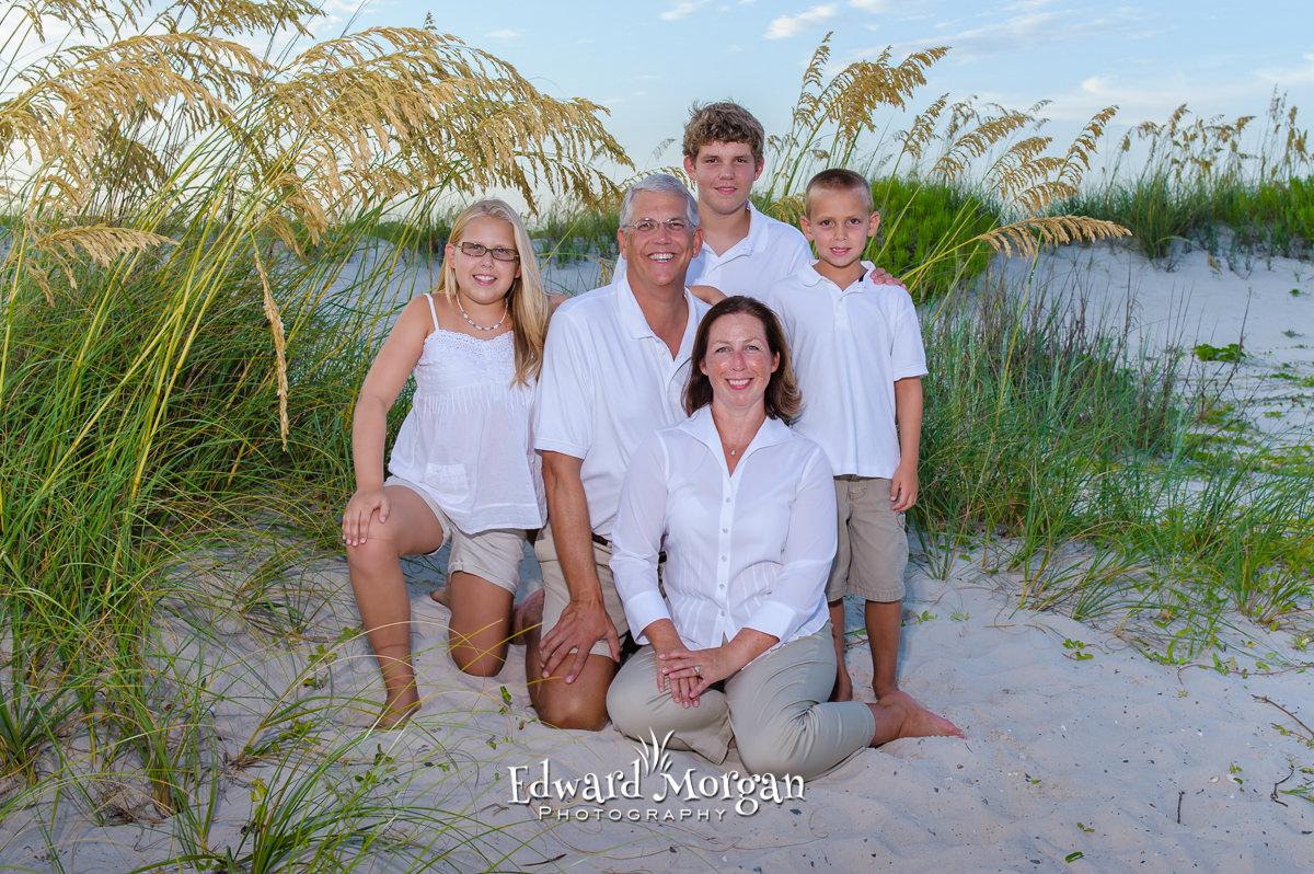 Orange Beach family reunion beach photos 5