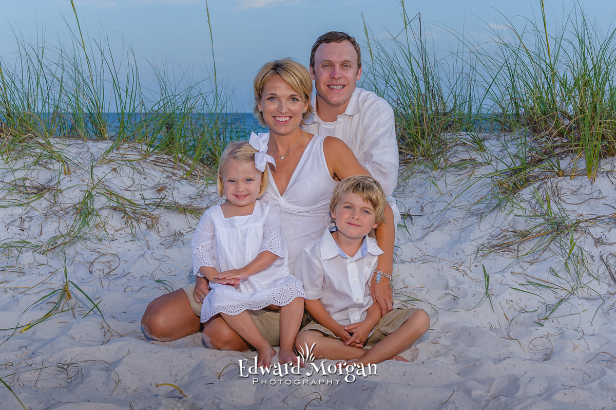 Pensacola family beach portrait photographer 3