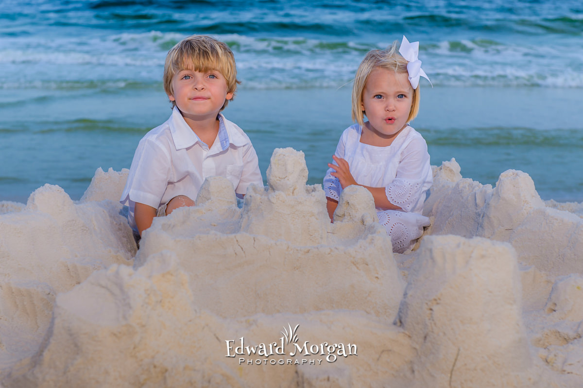 Pensacola family beach portrait photographer 4
