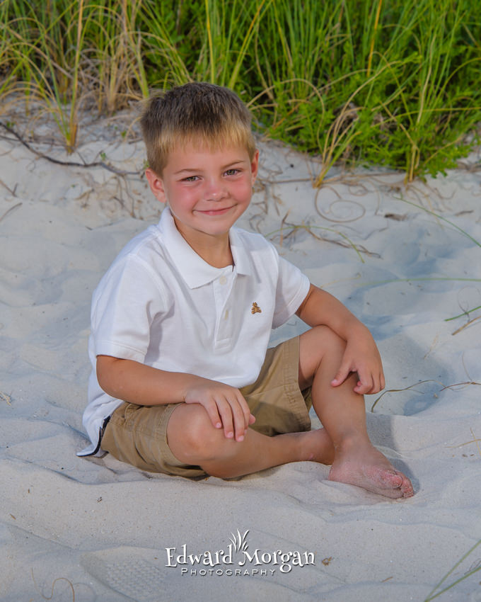 Pensacola family beach portrait photographer 1