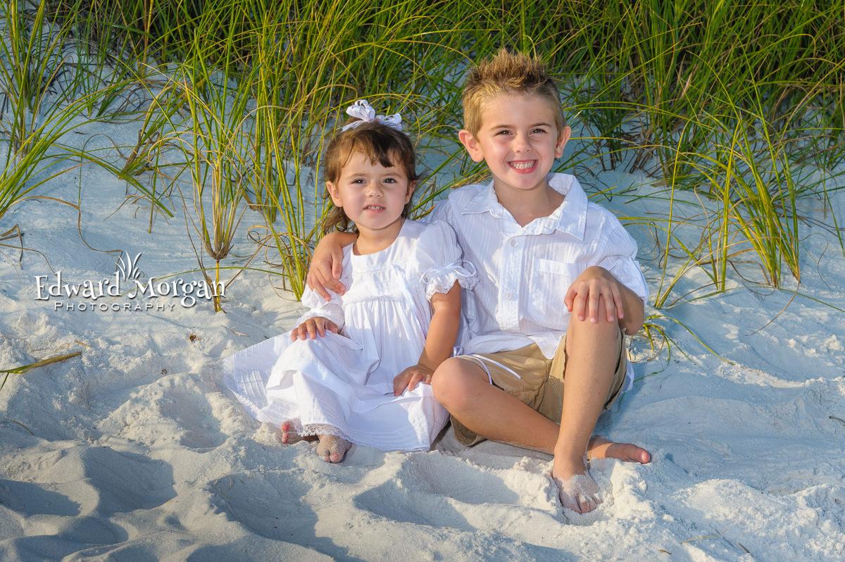 Navarre family beach portraits kids photography 6