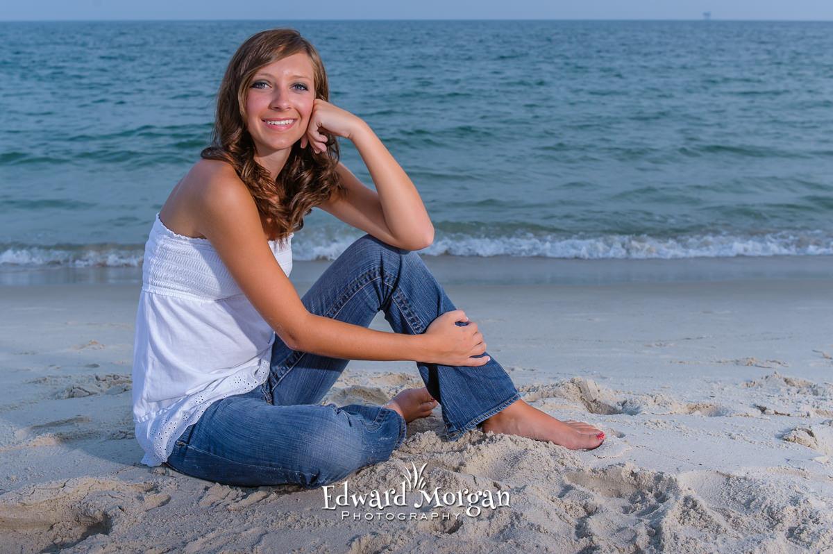 Pensacola High School Senior Photographer FL 7