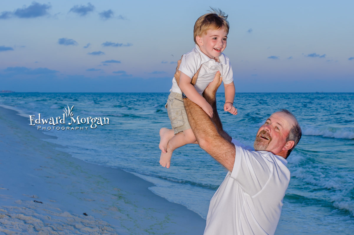 Perdido Key family beach portraits 2
