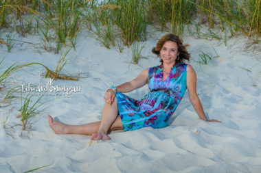 Perdido Key family beach portraits