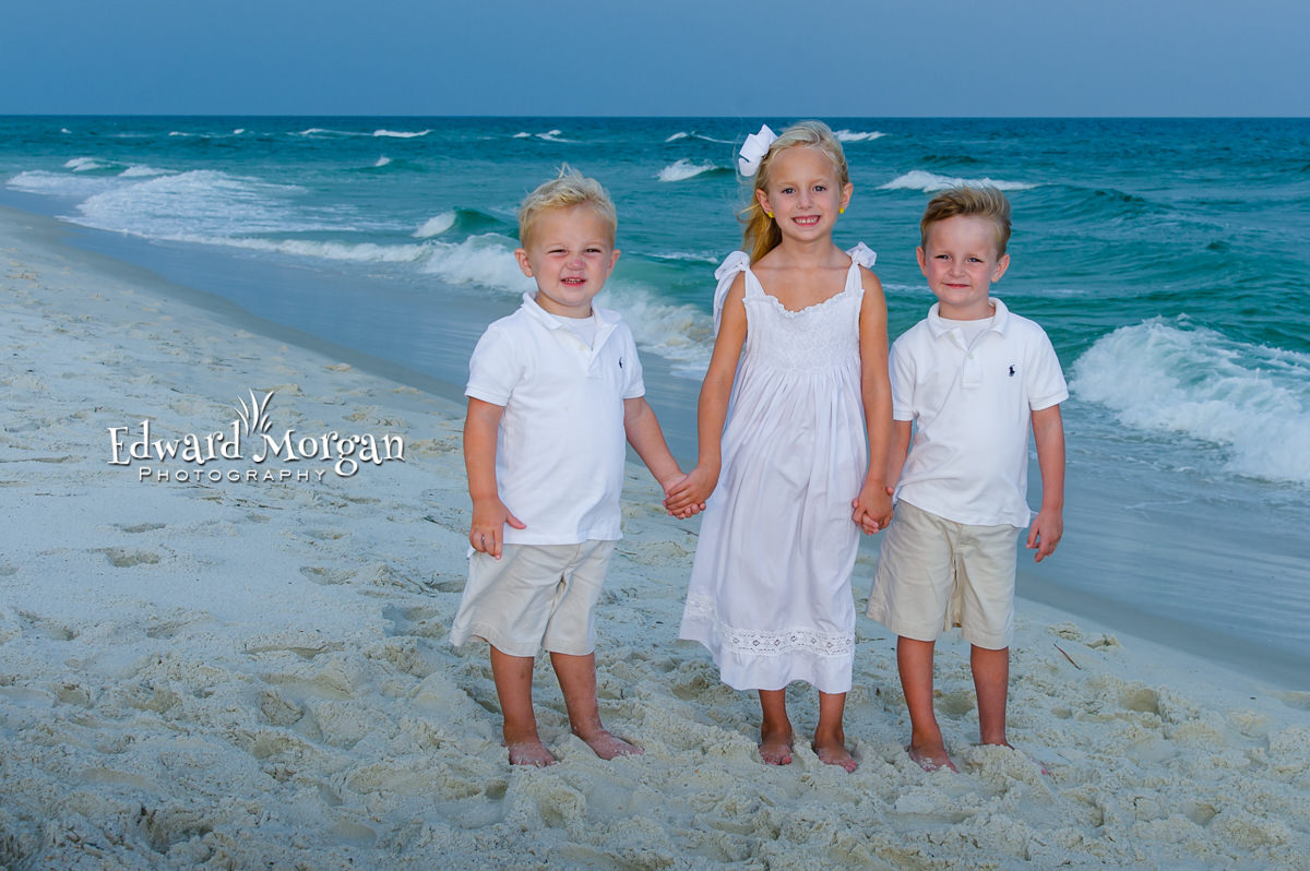 Perdido Key family beach portraits 5a
