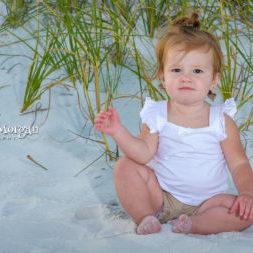 Navarre family beach portraits kids photography 1